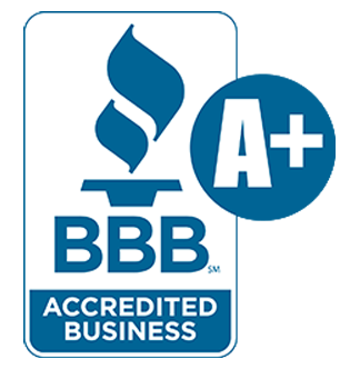 BBB A+ - Better Business Bureau Logo