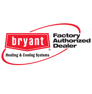 Bryant® Factory - Authorized Dealer Logo