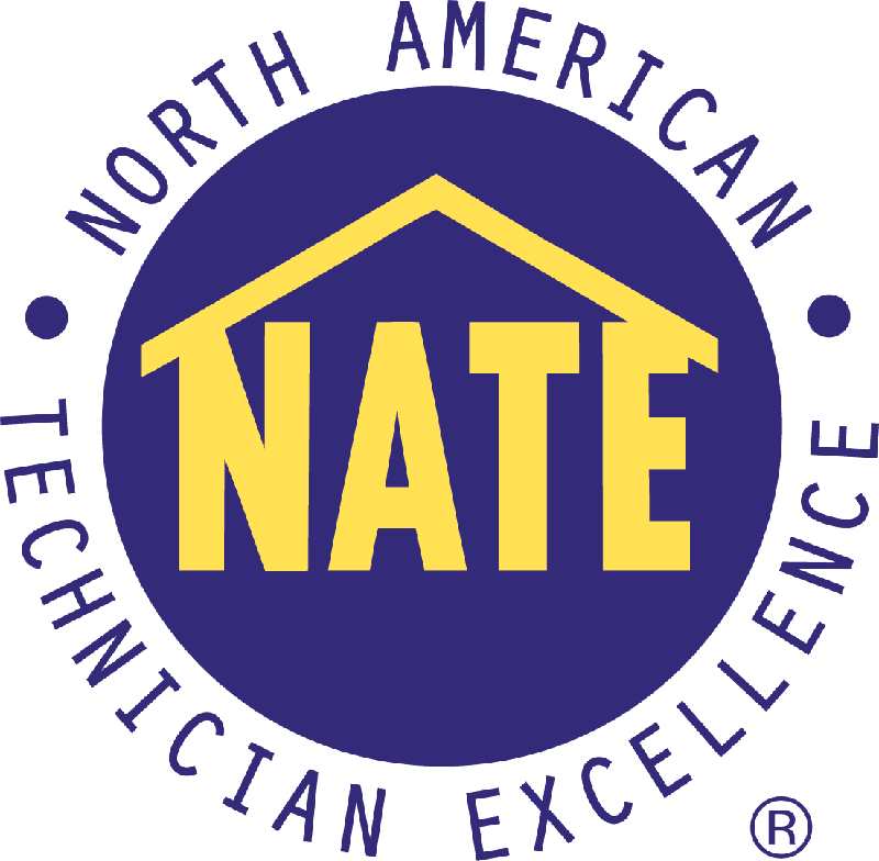 AC Services - Nate Certified Logo