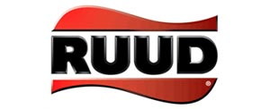 Ruud Heating & Air Logo - Commercial HVAC